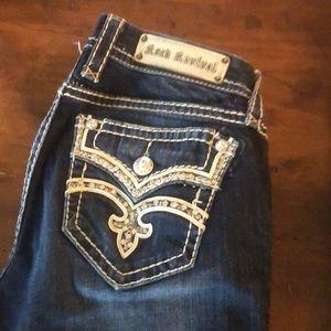 Rock Revival Karla skinny jeans